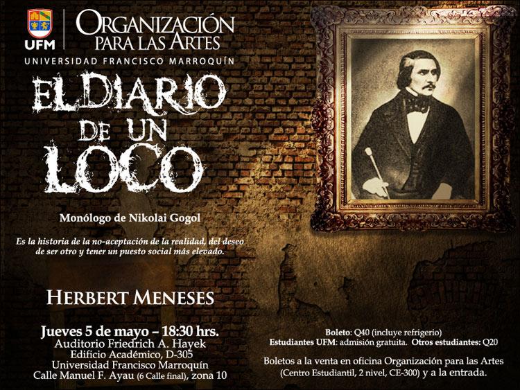 110502 ORPAFM El diario de un loco.jpg