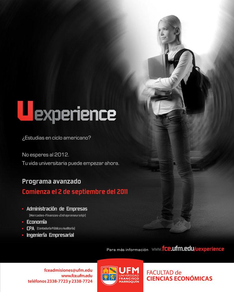 110505 UFM FCE uExperience.jpg