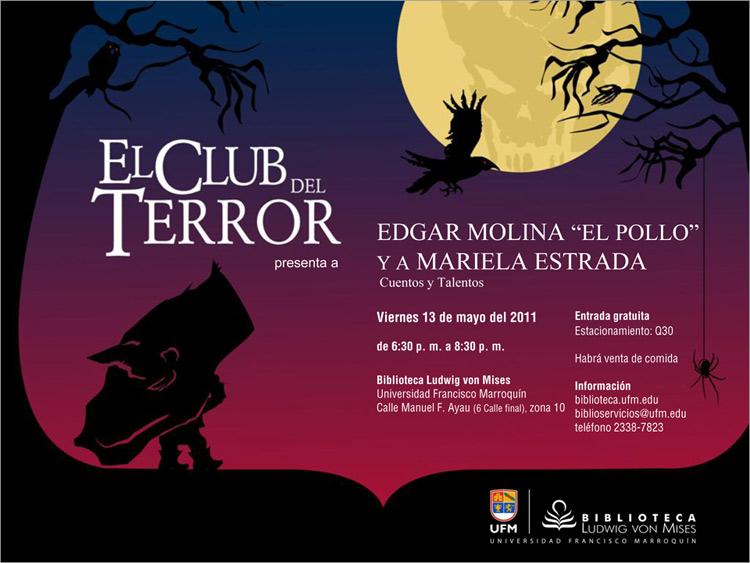 110510 UFM BIBLIOTECA ClubdelTerror.jpg