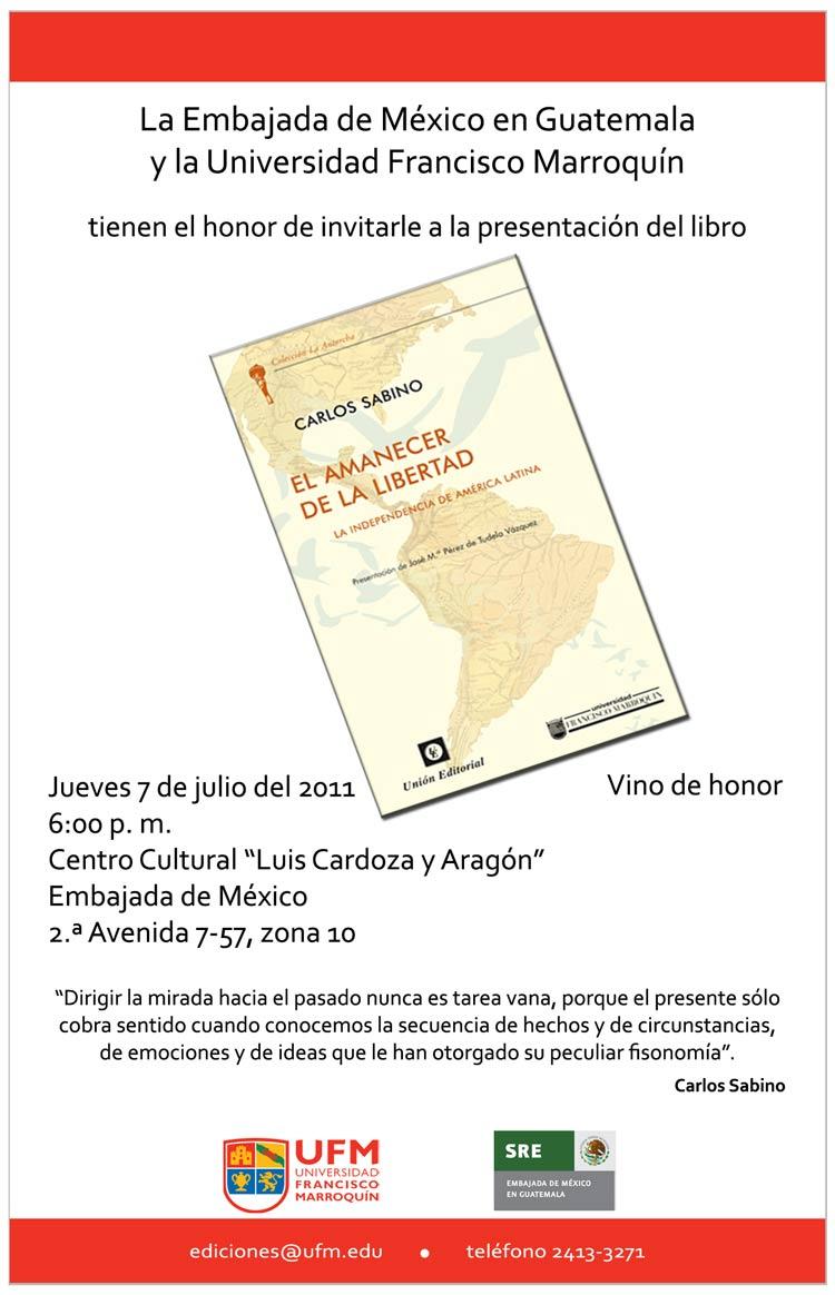 110705 UFM PUBLICACIONES El-Amanecer-de-la-Libertad.jpg