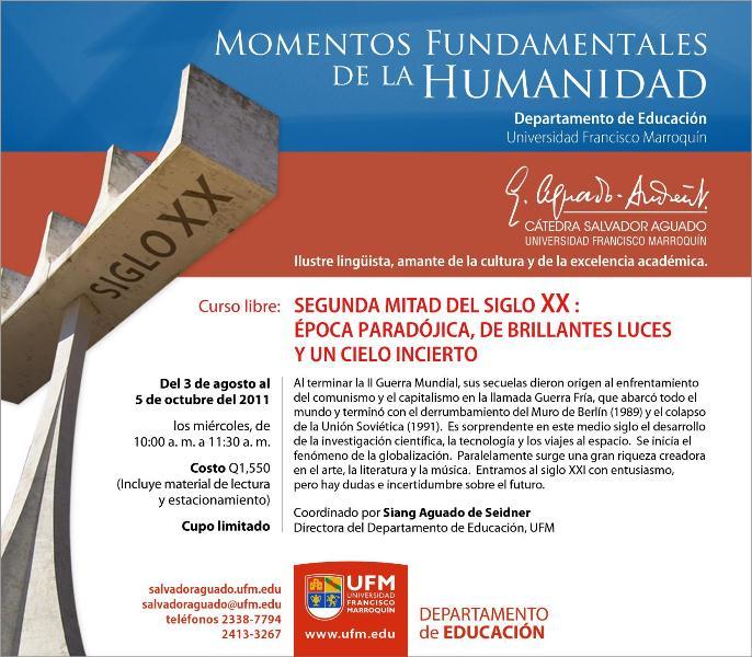 110720 UFM EDUCACION Siglo XX, segunda mitad.jpg