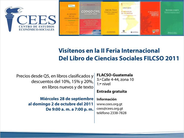 110928 UFM CEES FeriaLibros.png