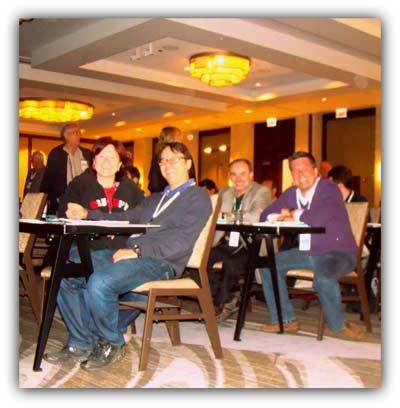 Profesores de la UFM en Objectivist Conference