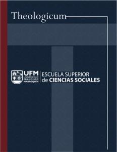 La revista se halla en http://escs.ufm.edu/revista_theologicum/.