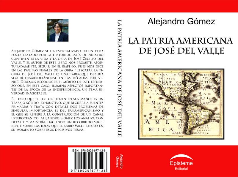 La patria americana de José del Valle puede ser adquirido en http://goo.gl/Jp7mSv