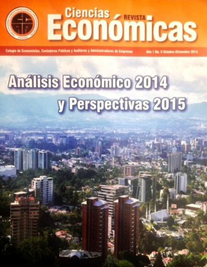 Cristian Álvarez y Juan Luis Herrera, profesores de la Universidad Francisco Marroquín, escribieron para la Revista Ciencias Económicas.