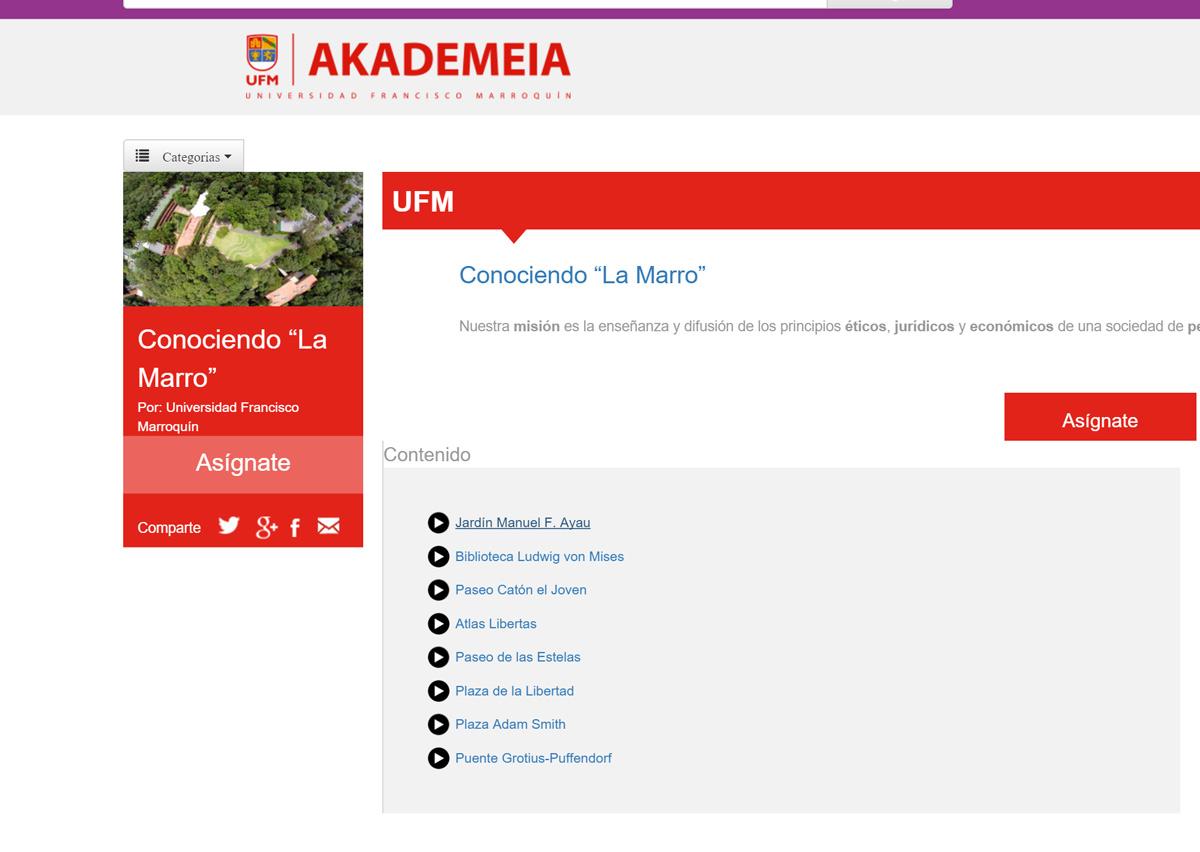 Conociendo La Marro está en http://goo.gl/FTla1A