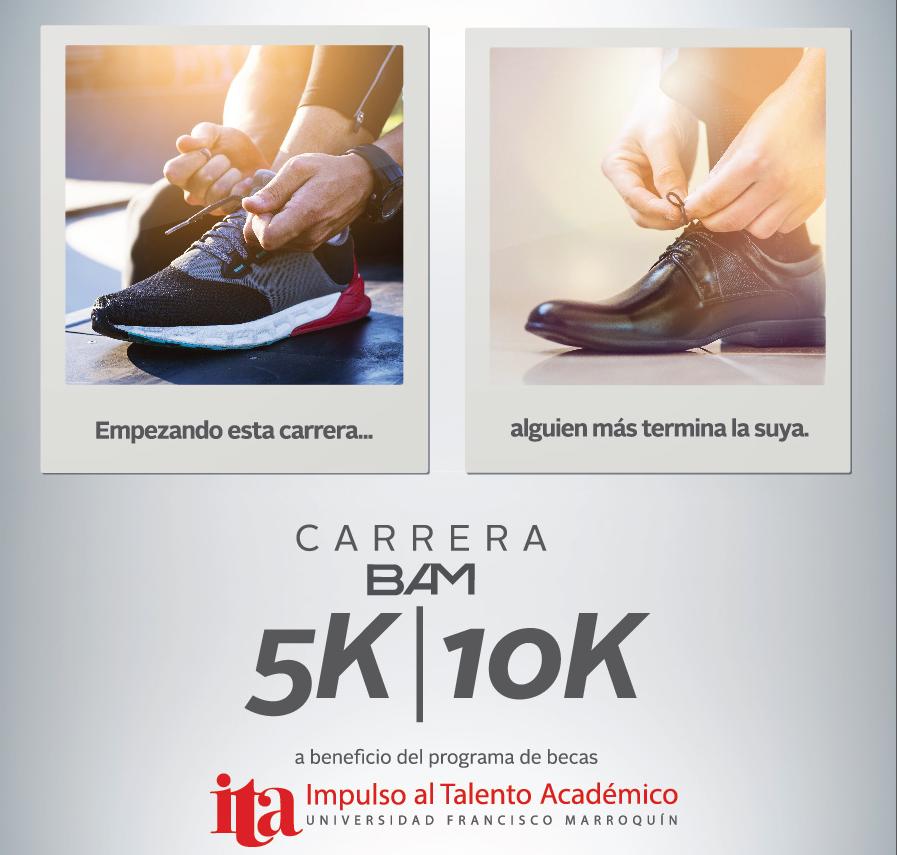 ¡Participa en la carrera a beneficio de ITA!