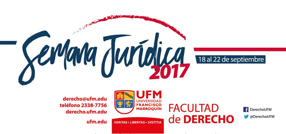 Semana Jurídica 2017, dedicada a Estuardo Mata Palmieri