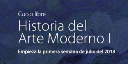 Departamento de Educación ofrece curso sobre Historia del Arte Moderno