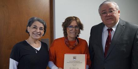 Doctora Sara Morales visitó la casa de la libertad
