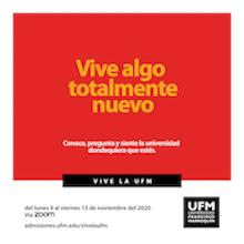 VIVE LA UFM - Octubre 2020